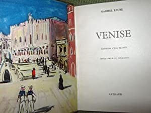 Venise (illustré)