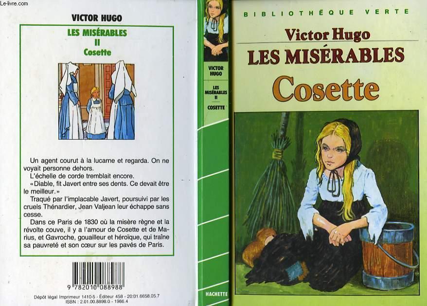 Les Miserables Tome 2 Cosette