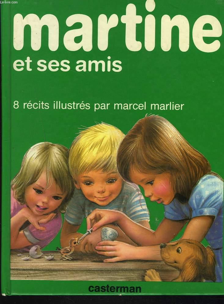 Martine Et Ses Amis 8 Recits