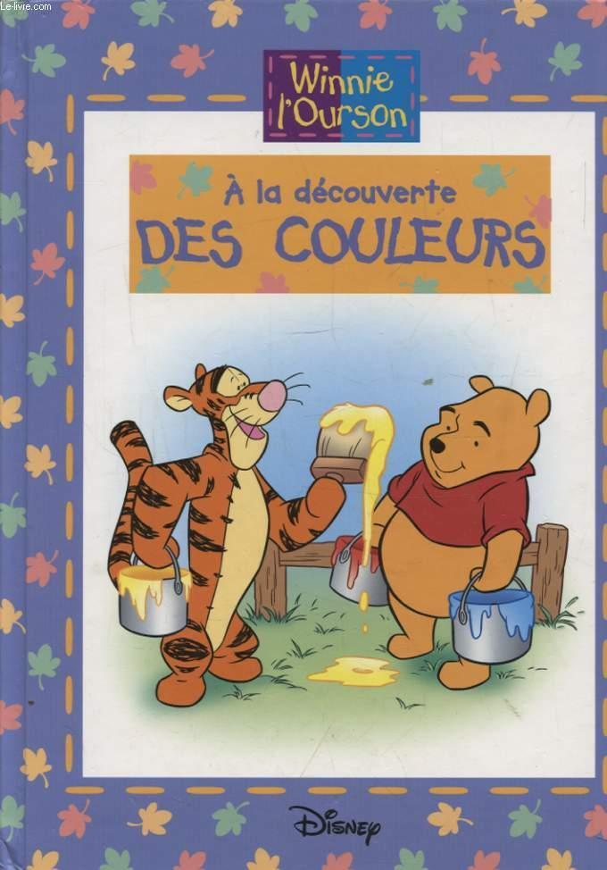 Winnie L Ourson A La Decouverte Des Couleurs