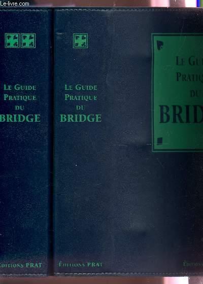 LE GUIDE PRATIQUE DU BRIDGE - EN 2 CLASSEURS. - BRUNEL PHILIPPE / SARIAN CATHERINE