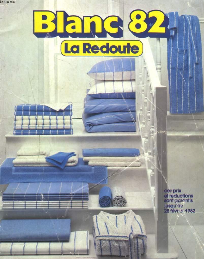 catalogue la redoute blanc 1982 by collectif la redoute. Black Bedroom Furniture Sets. Home Design Ideas