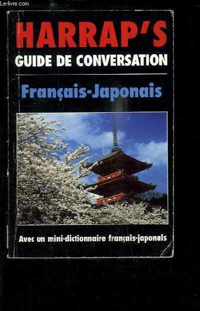 Harrap S Guide De Conversation Francais