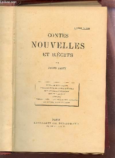 Contes Nouvelles Et Recits Tout De Bon