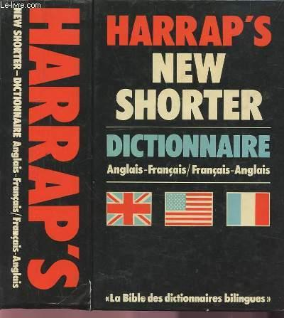 Harrap S New Shorter Dictionnaire Anglais