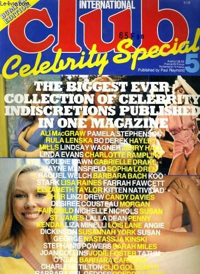 club international magazine back issues
