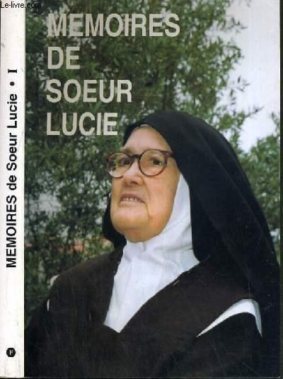 MEMOIRES DE SOEUR LUCIE - COLLECTIF