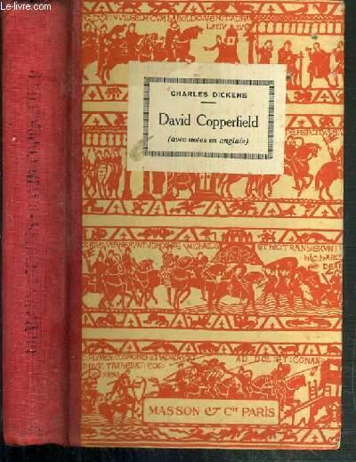 a report on the book david copperfield by charles dickens