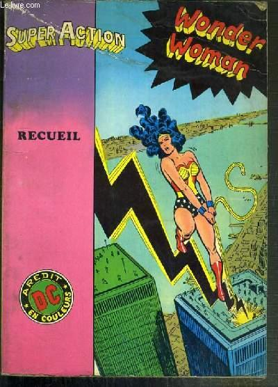 Recueil Super Action N 6003 Wonder Woman