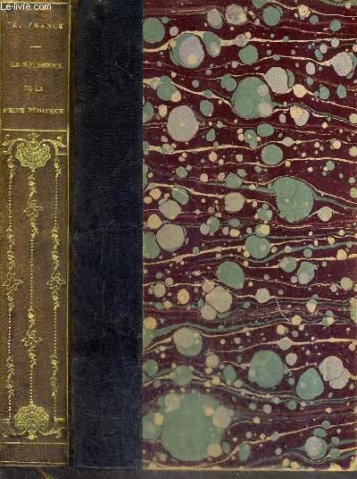 LA ROTISSERIE DE LA REINE PEDAUQUE. FRANCE ANATOLE Near Fine Hardcover