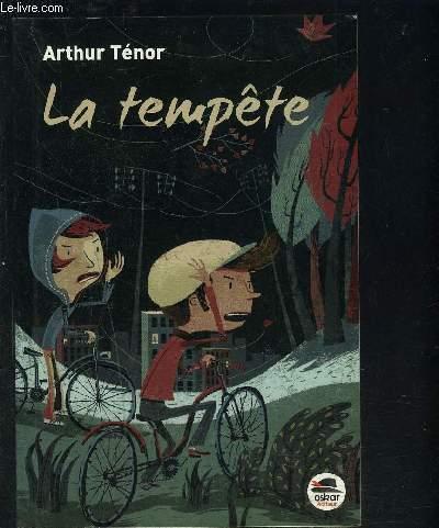 LA TEMPETE - TENOR ARTHUR
