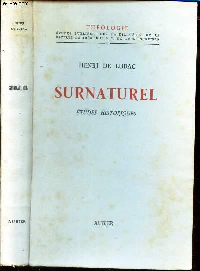 Image result for Henri de Lubac, Surnaturel: Ãtudes historiques (Paris: Aubier, 1946).