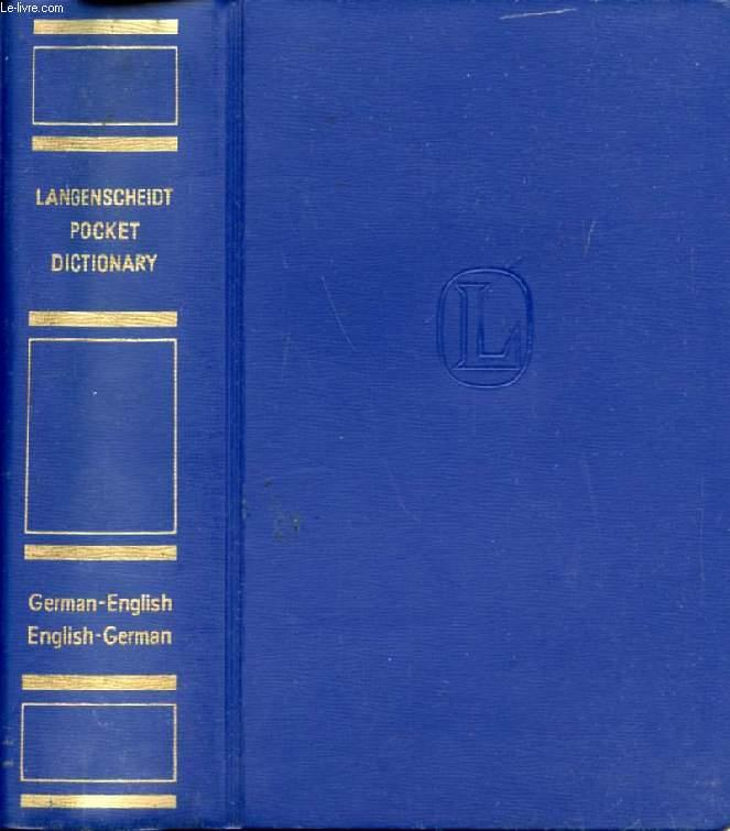 A Pocket Dictionary of the English and German Languages Hermann Lindemann