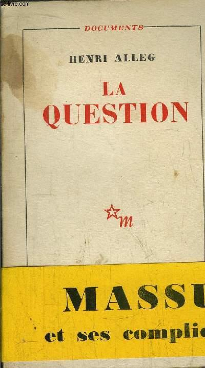 henri alleg essay Henri alleg (20 july 1921 – 17 french soldiers visited henri's wife and questioned her about his this essay continued to be distributed clandestinely and.