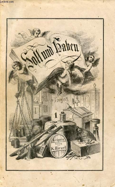 Soll Und Haben Gustav Freytag
