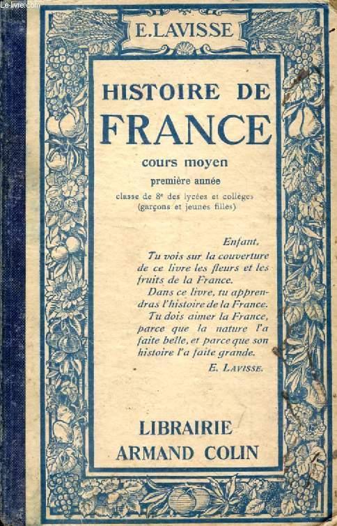 Histoire De France Cours Moyen 1re Annee