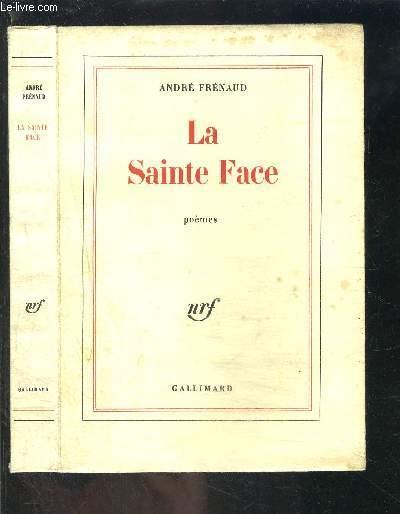La Sainte Face Poemes