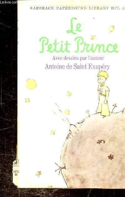 Le Petit Prince Collection Harbrace