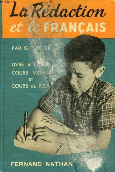 La Redaction Et Le Francais Livre De
