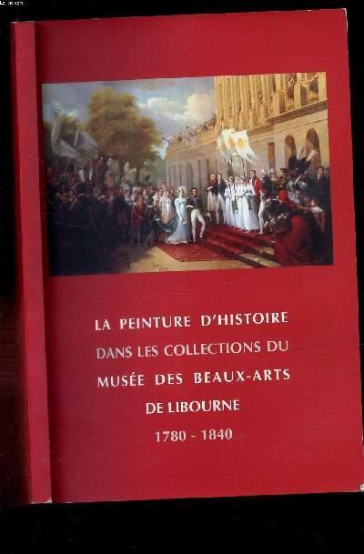 LA PEINTURE D HISTOIRE DANS LES COLLECTIONS DU MUSEE DES ...