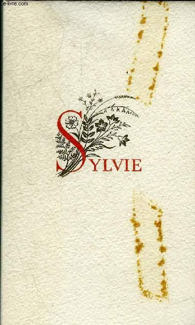 SYLVIE. DE NERVAL GERARD [Near Fine] (bi_22745040952) photo