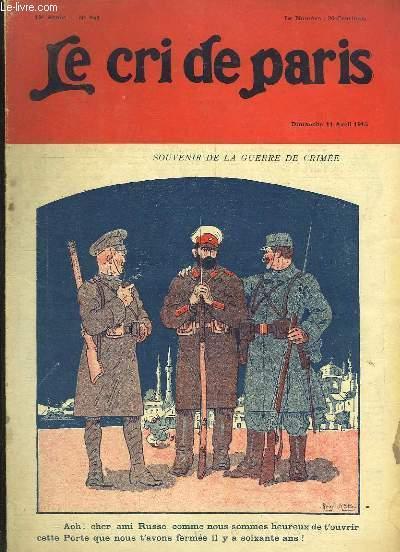 Le livre cri-cri de Léon - Collectif