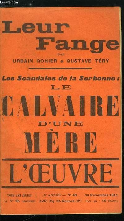 Les cordicoles - Gustave Téry