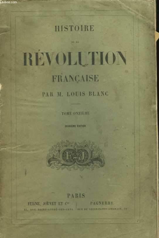 Histoire de la Révolution française. Tome 3 - Louis Blanc