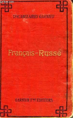 Nouveau Vocabulaire Francais Russe