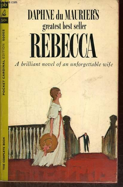 an analysis of the main characters from the novel rebecca by daphne du maurier Analysis and discussion of characters in daphne du maurier's rebecca.