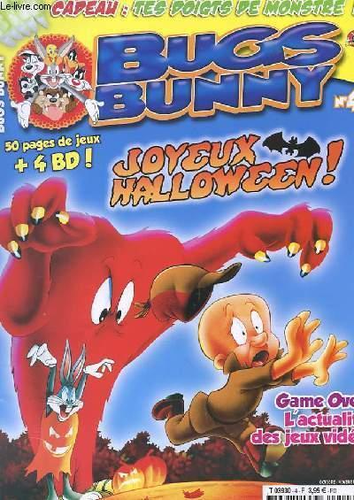 Bugs Bunny Joyeux Halloween