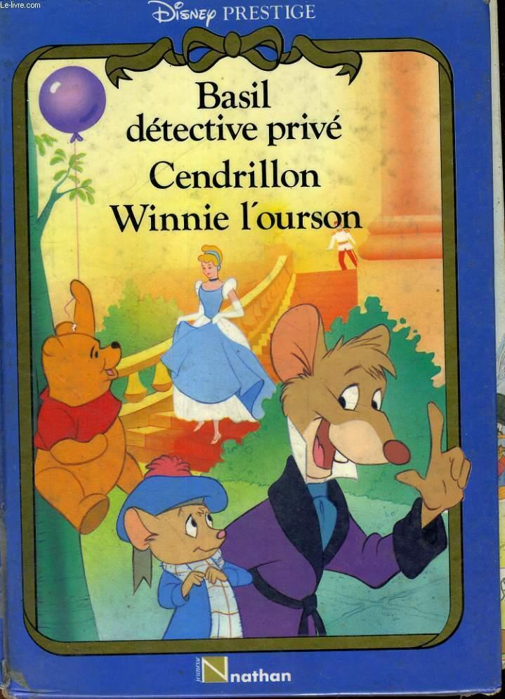 Basil Detective Prive Cendrillon Winnie