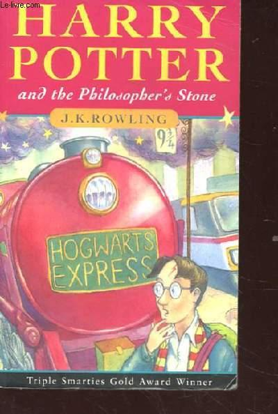 Harry Potter And The Philosopher S Stone By J K Rowling