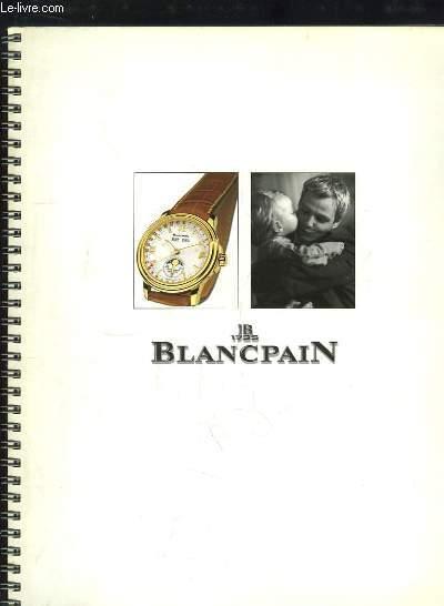 Catalogue_J.B._Blancpain,_Montres_et_Bracelets._MOSER_Jean-Pierre_[Near_Fine]_[Softcover]