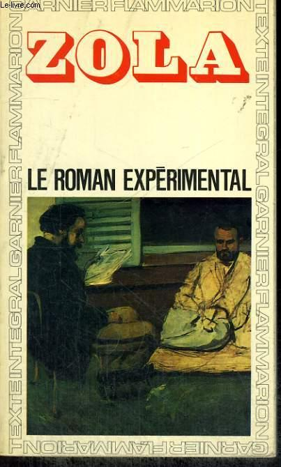 Le Roman Experimental