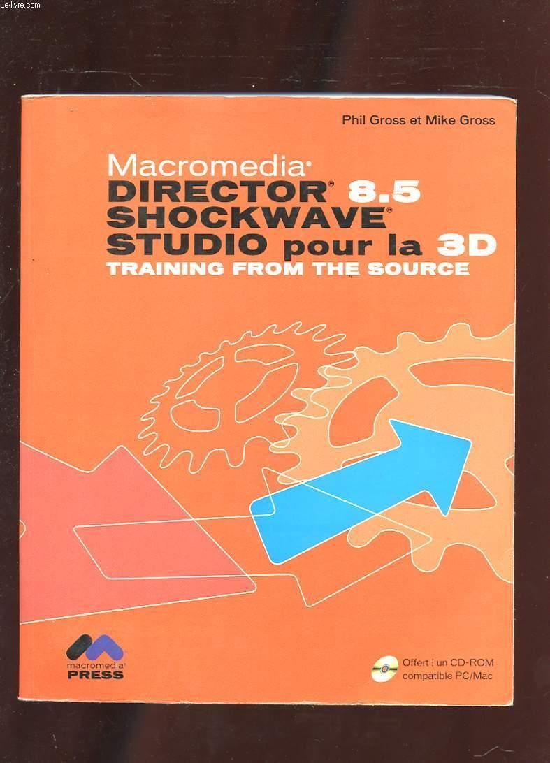 shockwave 8.5