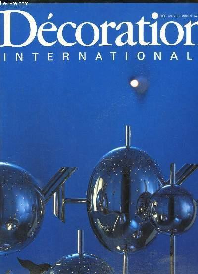 Décoration Internationale N°67: COLLECTIF