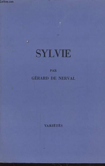 SYLVIE GERARD DE NERVAL [Near Fine] [Softcover] (bi_9058316859) photo