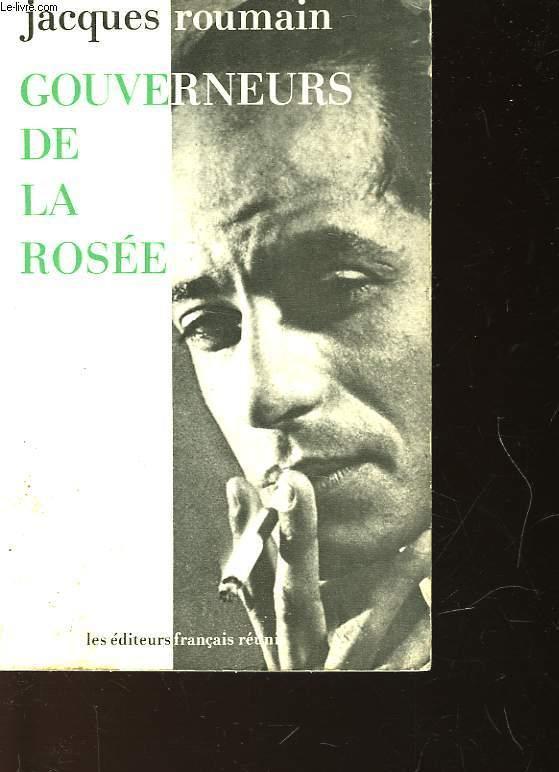 Gouverneurs De La Rosee