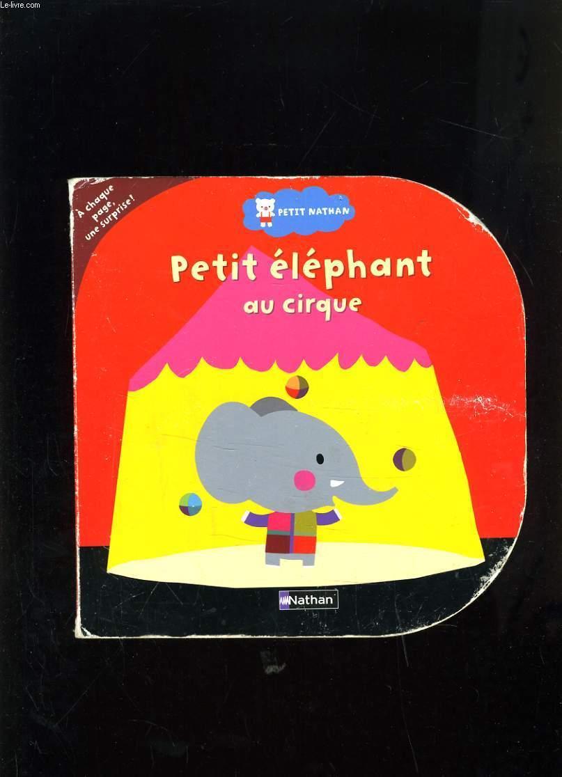 Petit Elephant Au Cirque