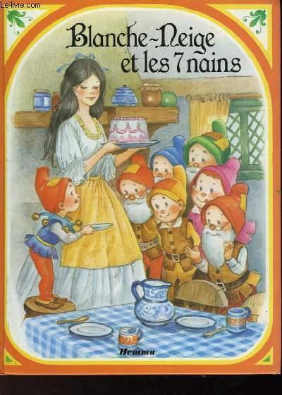 Blanche Neige Et Les 7 Nains