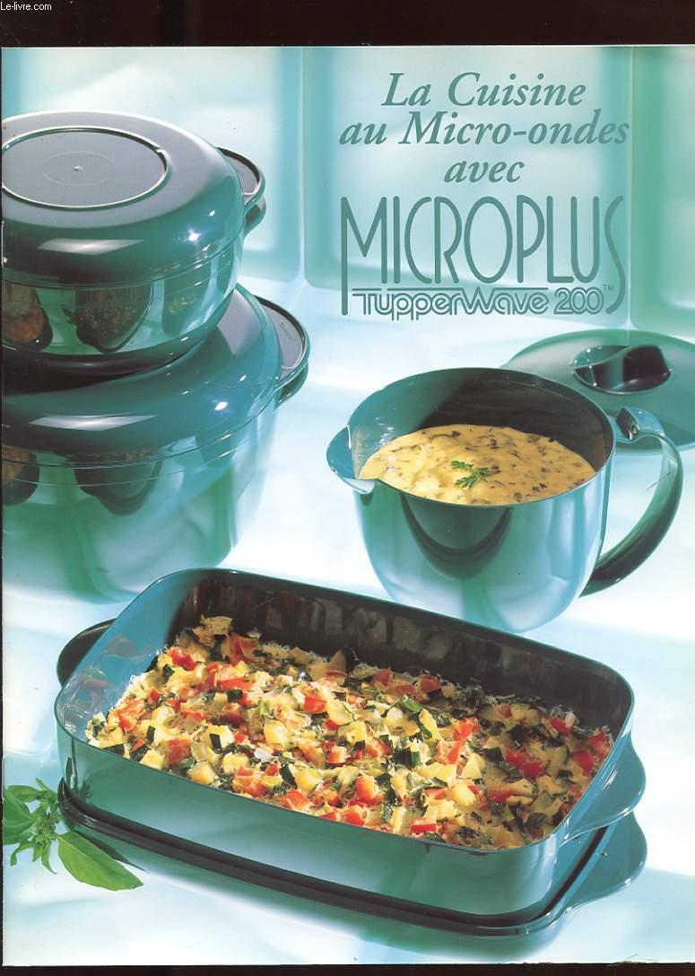 La Cuisine Au Micro Onde Avec Microplus