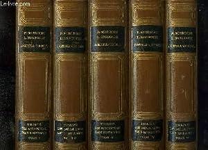 Traité de Médecine des Enfants. EN 5 TOMES: NOBECOURT P. et BABONNEIX L. / CATHALA et HUTINEL
