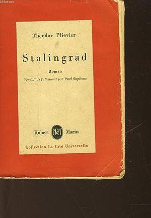 STALINGRAD: PLIEVIER THEODOR