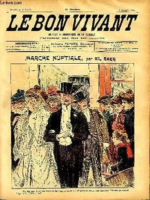 Le bon vivant n°295 - Marche nuptiale: GIL BAER