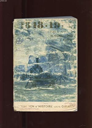 1848-1914: GIRARD L. - BONNEFOUS M. - RUDEL J.