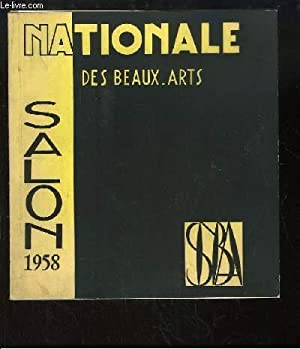 Salon 1958: SNBA (SOCIETE NATIONALE