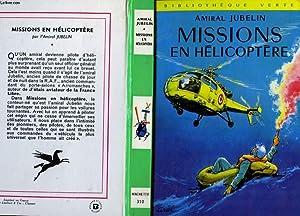 MISSIONS EN HELICOPTERES: JUBELIN, Amiral