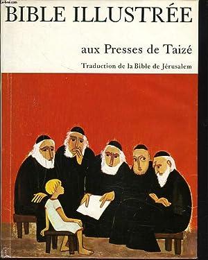 BIBLE ILLUSTREE. TRADUCTION DE LA BIBLE DE: COLLECTIF
