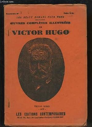 Oeuvres Complètes Illustrées de Victor Hugo : HUGO Victor